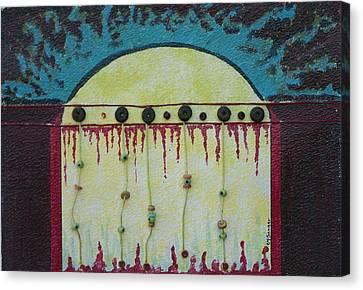 Harem's Gate Canvas Print