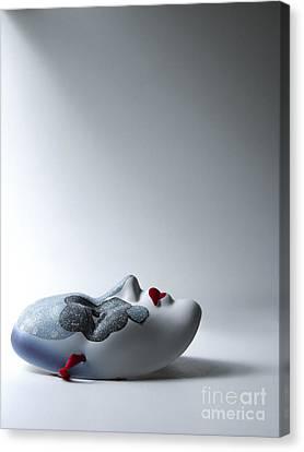 Harlequin Canvas Print by Diane Diederich