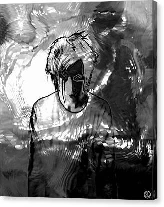 Harlequin Canvas Print by Gun Legler