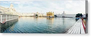 Golden Temple Canvas Print - Harmandir Sahib Golden Temple by Panoramic Images