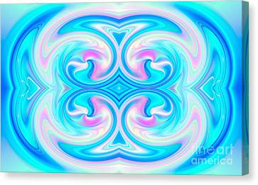 Harmonies 1 Canvas Print