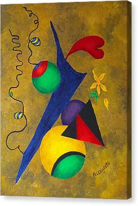 Harmony Canvas Print by Pamela Allegretto