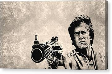 Harry Callahan 2a Canvas Print by MotionAge Designs