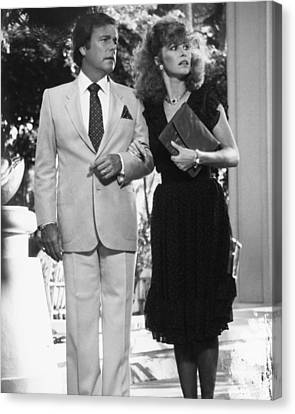 Hart To Hart  Canvas Print by Silver Screen