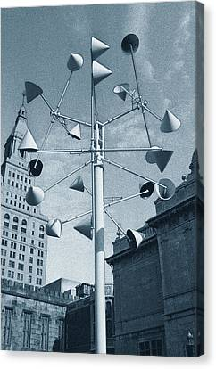 Hartford Art And Architecture Canvas Print