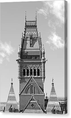 Memorial Hall Canvas Print - Memorial Hall At Harvard University by University Icons