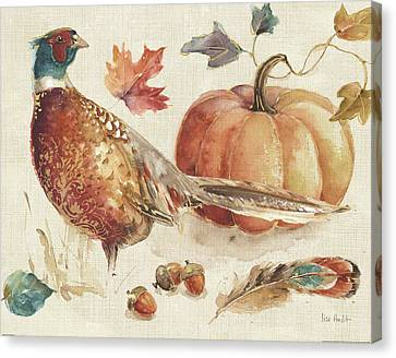 Harvest Moment I Canvas Print by Lisa Audit