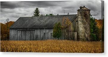 Harvest Season Canvas Print by Paul Freidlund