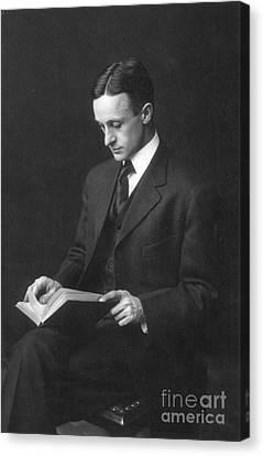 Harvey Cushing (1869-1939) Canvas Print by Granger