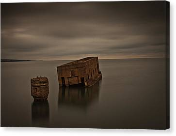 Harvey's Remains Canvas Print by Michael Murphy