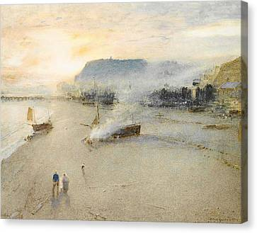 Hastings  Canvas Print by Celestial Images