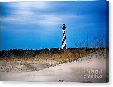 Hatteras Morning Light Canvas Print