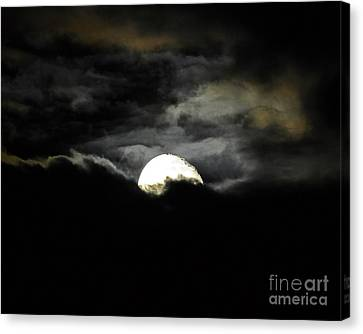 Haunting Horizon 02 Canvas Print by Al Powell Photography USA