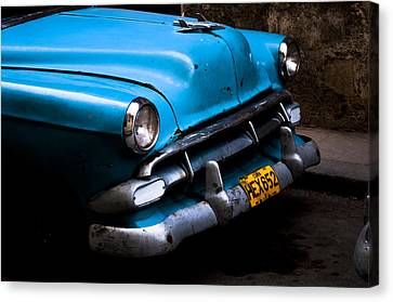 Havana Blues Canvas Print by Dan  Grover