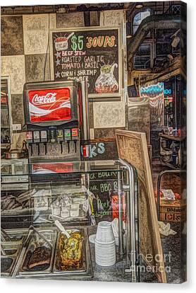Have A Coke Canvas Print