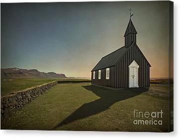 Have A Little Faith Canvas Print by Evelina Kremsdorf