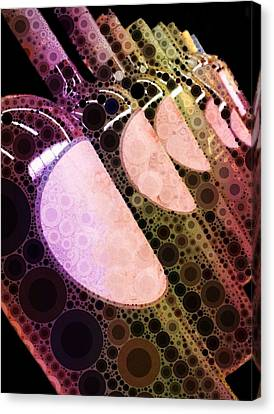 Have Some Canvas Print by Cindy Edwards