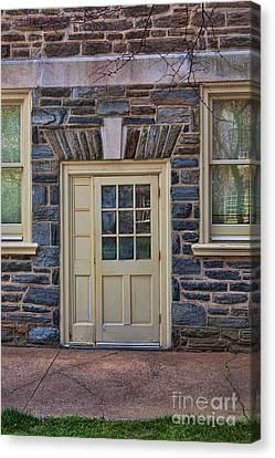 Haverford College Door Canvas Print