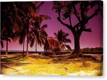 Hawaiian Jail Canvas Print