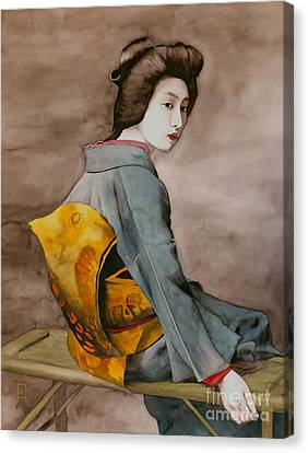 Hawaryu Canvas Print