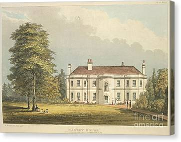 Hawley House Canvas Print by British Library