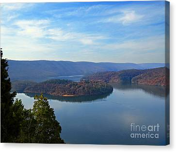 Hawn's Overlook Canvas Print