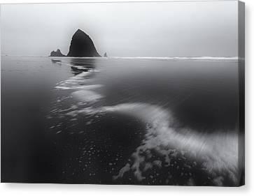 Darren Canvas Print - Haystack Winds by Darren  White