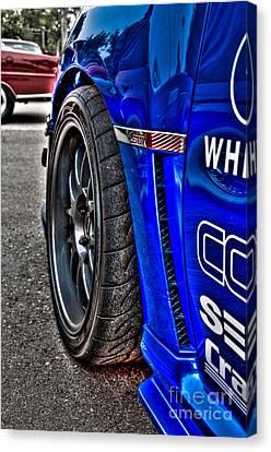 Hdr Subaru Wrx Sti Canvas Print