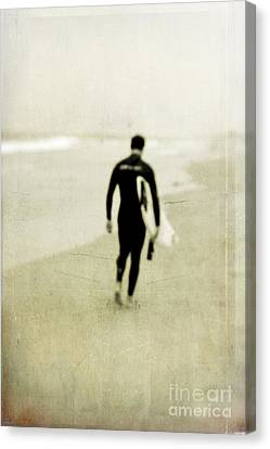 Heading Home Canvas Print by Scott Pellegrin
