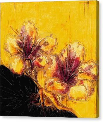Healing Mary Ann Canvas Print by Andrea Carroll