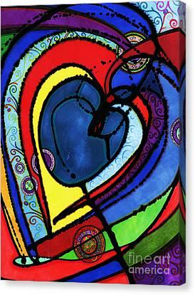 Heart II  Canvas Print