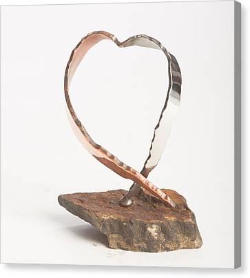 Heart  Canvas Print by Jon Koehler