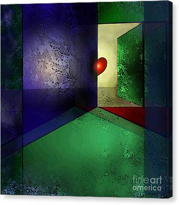 Heart's Desire Canvas Print