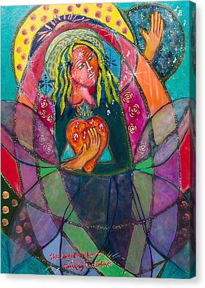 Heartsong Canvas Print by Havi Mandell