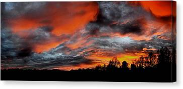 Heaven Canvas Print by Craig T Burgwardt