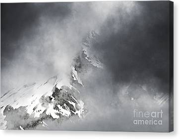 Canvas Print featuring the photograph Heaven For A Moment by Nick  Boren