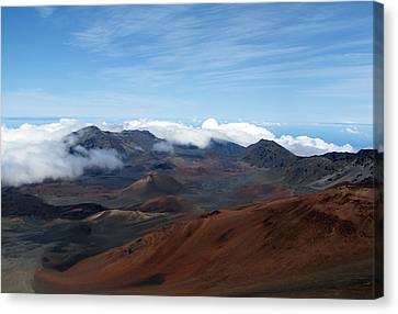 Heavenly In Hawaii Canvas Print