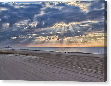 Heavenly Canvas Print by Brian Wright