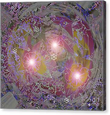 Heavenly Canvas Print by Kathie Chicoine