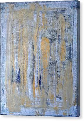 Abstract Art On Canvas Print - Heaven's Gate 1 by Julie Niemela