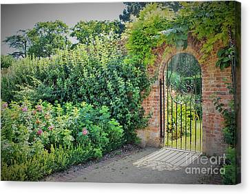 Heaven's Gate Canvas Print