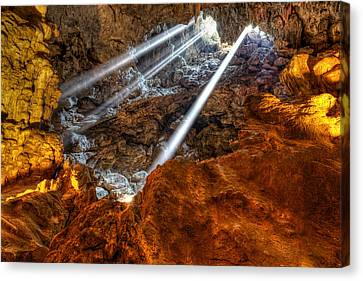 Canvas Print - Heaven's Gate by Mario Legaspi