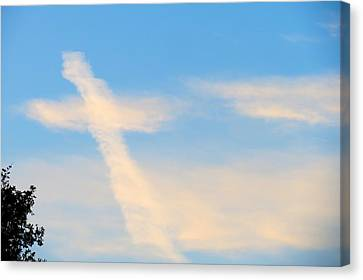 Heaven's Sign Canvas Print