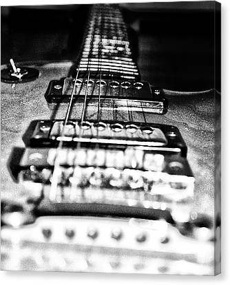 Heavy Metal Canvas Print by Bill Cannon