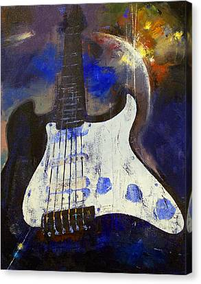 Heavy Metal Canvas Print by Michael Creese