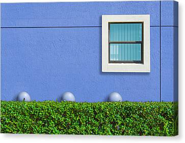Hedge Fund Canvas Print