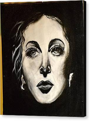 Hedi Canvas Print