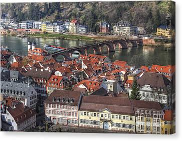 Heidelberg Germany 2 Canvas Print