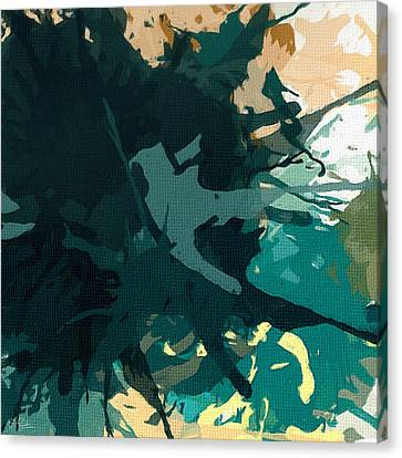 Heightened Energy Canvas Print by Lourry Legarde