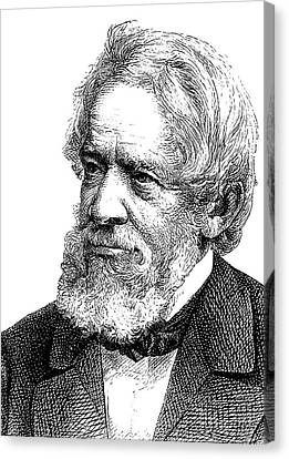 Heinrich Dove Canvas Print